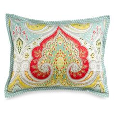 Echo Design™ Jaipur Standard Sham - BedBathandBeyond.com