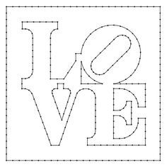 Free Printable String Art Patterns – Bing Images Source by String Art Templates, String Art Patterns, String Art Diy, Arte Linear, Paper Embroidery, Patterned Sheets, Pin Art, Love Design, Pattern Art