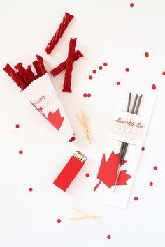 Celebrate Canada Day with free printables from Squirrelly Minds! Canada Day 150, Happy Canada Day, Canada Day Crafts, Canada Day Party, Candy Cone, Canada Holiday, Ice Cream Party, Party Entertainment, Time To Celebrate