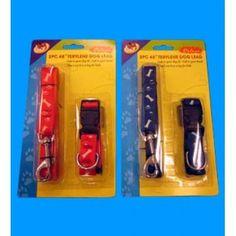 Collar and Leash Set – Gizmo's Dog Shop