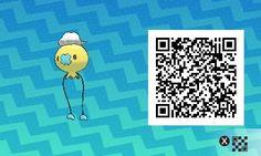 Shiny Driftloon! Pokemon Sun / Moon QR Codes - Imgur