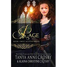 Page (Sweet Scottish Brides #1) by: Tanya Anne Crosby