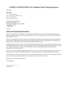 Analyst Cover Letter Amazing Cover Letter Template Analyst  Cover Letter Template  Pinterest .