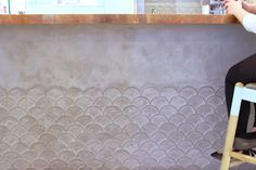 Paul's Homemade Ice-Cream - Artisanal Cemcrete Finishes used for their Hyde Park & Rivonia stores