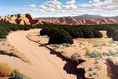 Doug West - Blue Rain Gallery / Santa Fe New Mexico