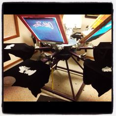 Custom TShirts by One Shot Boards, Inc. Orders@oneshotboards.com