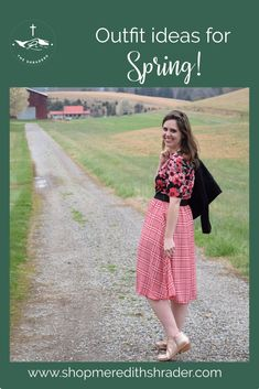 Women's Spring Outfit Inspiration. How to pattern mix. Comfortable casual style for women and moms. Click here to shop my current inventory! #lularoe #springstyle #womensfashion #ootd #whattowear #momstyle  #Repin by https://www.kensington-bespoke.uk - Bringing the #chic and #style of #Kensington High Street direct to your home.