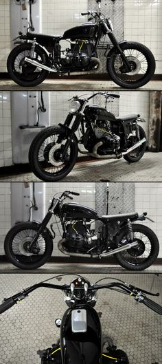 """BMW R75/6 """"Dead Ace"""" by Blitz Motorcycles http://blitz-motorcycles.com/bikes/dead-ace.html"""