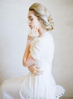 Fine Art Bridal Session | Magnolia Adams Photography | Kurt Boomer Workshops | Joy Proctor Styling