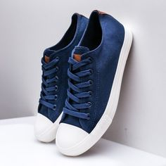 Tenisi barbati textil albastri Ranaid -rl