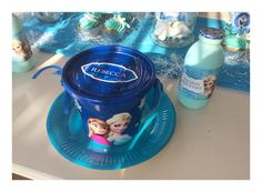 Frozen party bucket - to order email jackie@babazoo.co.za