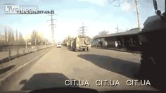 Russian Invasion Of Crimea Is Real Now That It's On Dashcam