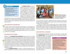 Geografía de México y del mundo. Serie Fundamental .: Comisión Nacional de Libros de Texto Gratuitos CONALITEG :.