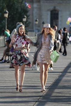 Gossip Girl season premiere photos!
