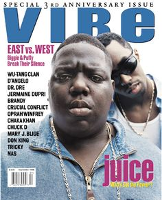 The Notorious B.I.G. and Puff Daddy(Christopher Wallace and Sean Combs)