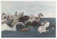 Pool of Tears 2 (After Lewis Carroll) — Kiki Smith