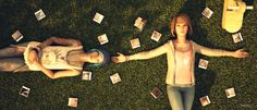 It's a fan-art of Max Caulfield from the game Life is strange. Description from deviantart.com. I searched for this on bing.com/images