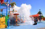 SPLASH Waterpark! Awesome family fun at Cairns Coconut caravan camping and cabin park #cairns
