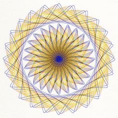 Blue/yellow by Mr. Velocipede