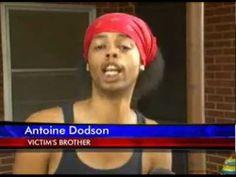 Antoine Dodson (RAW footage)