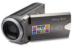 ABERG BEST HD Digital Video Camera - 8 mega pixels 720P H... https://www.amazon.com/dp/B01MTLM8RA/ref=cm_sw_r_pi_awdb_x_Sbp8ybWCZMM5J