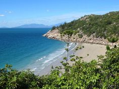 A good view of Hawkings Point is obtained from Rocky Bay on Magnetic Island, North Queensland, Australia. Fraser Island, Queensland Australia, Cairns, Nice View, Brisbane, Water, Outdoor, Gripe Water, Outdoors
