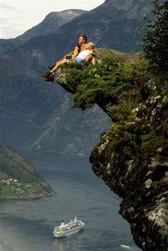Geirangerfjord Norway   (10 Beautiful Photos)