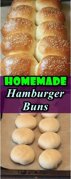 Homemade Hamburger Buns After this years sugar binge on chocolate marshmallows and cookies I assume well reside clear of sweets for awhile. At least a pair of weeks anyway. Its getting actually near hamburger season. So near I can virtually style it. Top Recipes, Unique Recipes, Dinner Recipes, Healthy Recipes, Homemade Hamburger Buns, Homemade Hamburgers, Hamburger Seasoning, Good Food, Yummy Food