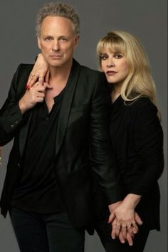 Stevie Nicks and Lindsey Buckingham - Hell's Bells, Lindsey - if you make it through the entire tour without acting like a total dick I will be amazed.  Love ya (as a guitar player), but OMG -