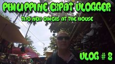 Philippine Expat Vlogger  - Meeting Some Chicks at the Market - Vlog # 8