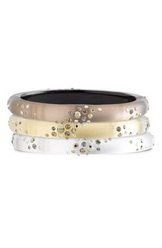 Alexis Bittar is quickly becoming my signature jewelry. I have pieces from the past four seasons and I love them all!