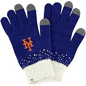 New York Mets Magic Mountain Touch Screen Glove by '47 Brand - MLB.com Shop