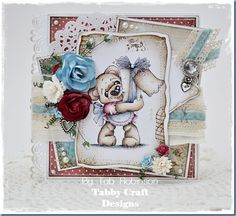 Coco With a Present ~ Tab's Magnolia Creations