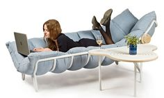This Cozy Lounge was Designed to Wrap Around You — Design News…
