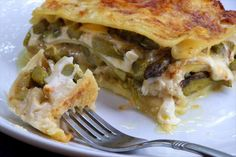 "Asparagus Lasagna: ""I first tried this at a friend's house. It was so good I begged for the recipe."" -*Kathy*"