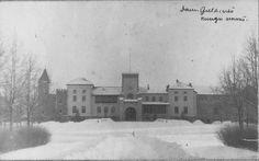 Jaungulbene castle