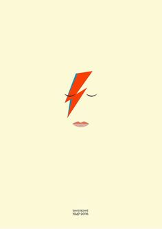 Minimal Posters Pay Tribute to David Bowie - UltraLinx