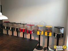 New Listing: https://www.usedvending.com/i/Vendesign-4-in-1-Carousel-Bulk-Candy-Vending-Machines-for-Sale-in-Texas-/TX-A-499Y Vendesign 4-in-1 Carousel Bulk Candy Vending Machines for Sale in Texas!!!