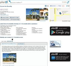 planat venue review page showing both venue and user created content. Everyday Activities, Content, Ads, Daily Activities