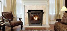 Quadra-Fire | MT Vernon AE Pellet Stove