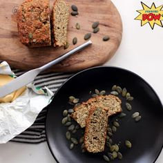 Pumpkin Seed Protein Bread (Low-Carb & Gluten-Free)