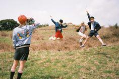 v taehyung jimin rapmonster rapmon namjoon jhope hoseok bts Jungkook V, Taehyung, Bts Bangtan Boy, Bts Hyyh, Rap Monster, Young Forever Album, Forever Young, 2ne1, Btob