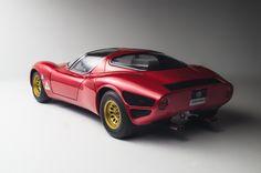 1967 Alfa Romeo Tipo33 Stradale Prototipo