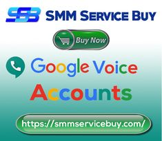 Buy Google Voice Accounts Do you use Google Voice to stay in touch with your customers? The first impression with new customers is important, and a message on an answering system is sometimes the only impression they'll get of your business.  I can record a high-quality message for your Google Voice account, and upload it within 24 hours. Google Voice, About Facebook, Business Profile, Business Pages, Your Message, Are You The One, Social Media Marketing, Accounting, The Voice