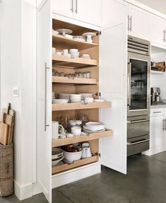 Uplifting Kitchen Remodeling Choosing Your New Kitchen Cabinets Ideas. Delightful Kitchen Remodeling Choosing Your New Kitchen Cabinets Ideas. Diy Kitchen Storage, Kitchen Cabinet Organization, Kitchen Cabinets, Dish Storage, Storage Drawers, Cabinet Storage, Kitchen Shelves, Pantry Storage, Upper Cabinets