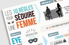 Séduire une femme est un art qu'il faut manier avec tact et précision. Voici 10 règles qui feront de vous un parfait gentleman auprès de ces dames.