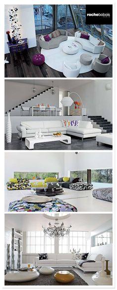 Minimalist minimalista....some fun decor!