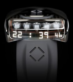 While we play the waiting game for Faraday Future's FF 91 release, we can count the hours and minutes on this Faraday Future watch! Called the