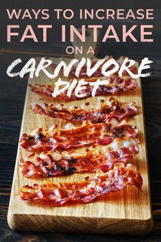 We try to help shed some light on the fat issue when it comes to a carnivore diet.  Some people like to go heavy on the animal fats but are not sure how to.  That's why we made this article to help show the ways in which some of the other carnivore dieters out there do it! #carnivorediet #diet #allmeat #keto #ketosis #fat #highfat #dietplan #plan Meat Diet, Diet Food List, Diet Tips, Zero Carb Diet, No Carb Diets, Protein Energy, Grass Fed Butter, Easy Diets, Diets For Beginners