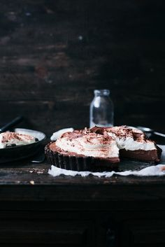 ... chocOlate cream pie ...